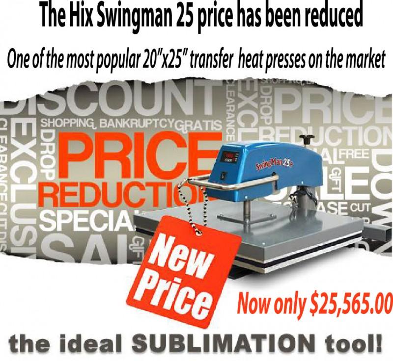 Swingman 25 press